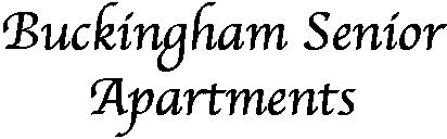 Buckingham Senior Apartments for rent in Los Angeles, California